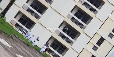 Incident à l'hôpital Pierre Zobda Quitman