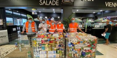 Banque Alimentaire collecte