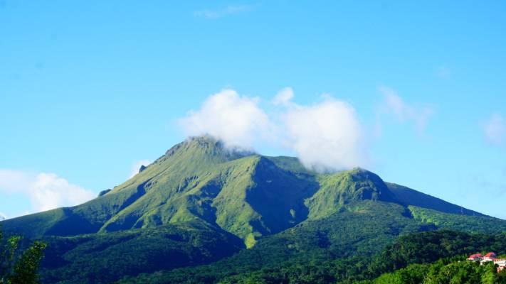 Montagne Pelée.