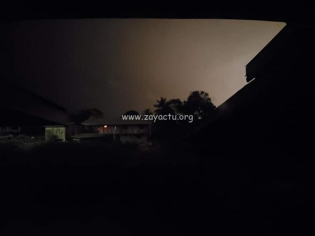 La nuit en plein après-midi à Barbade. Photo : Rashad Brathwaite