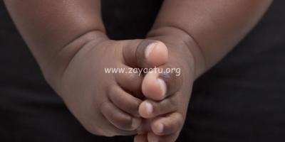 bébé noir