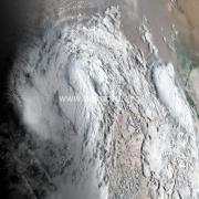 L'ouragan Larry. Photo : NHC