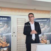 Julien Houdebine directeur commercial Corsair