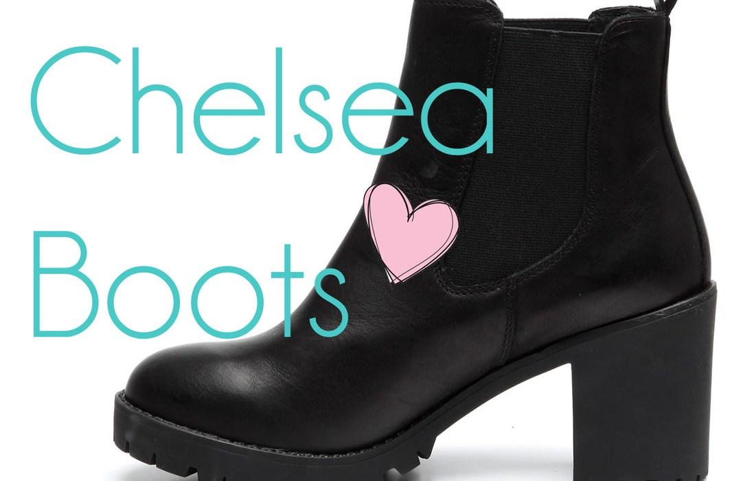 New trend: Invito Chelsea boots!