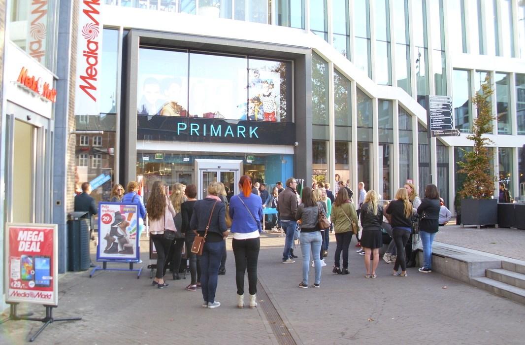 Opening Primark Venlo