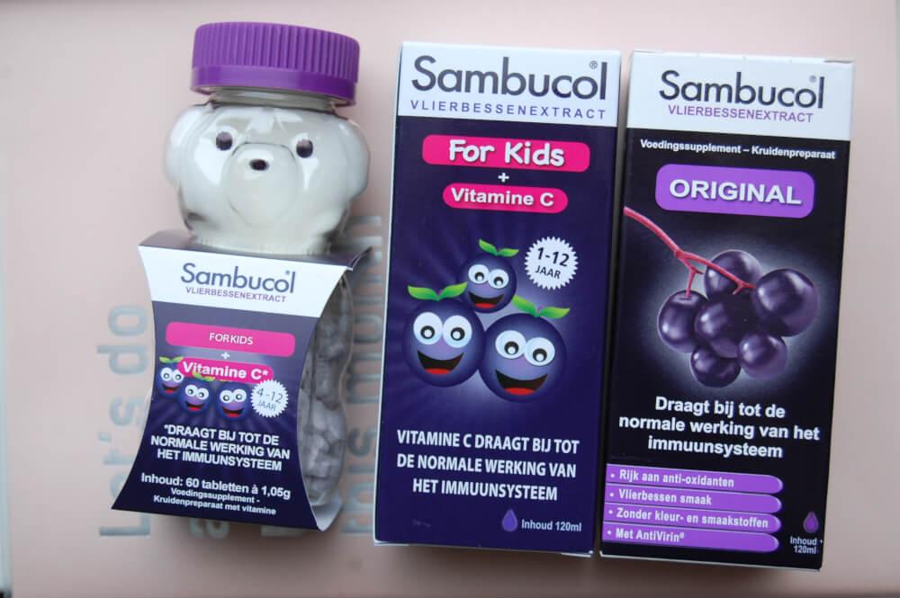 Sambucol Vlierbessenextract