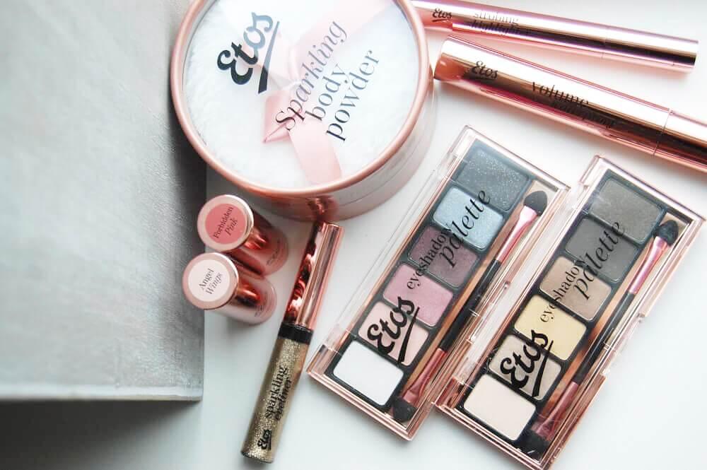 Etos Limitd Edition Make-up