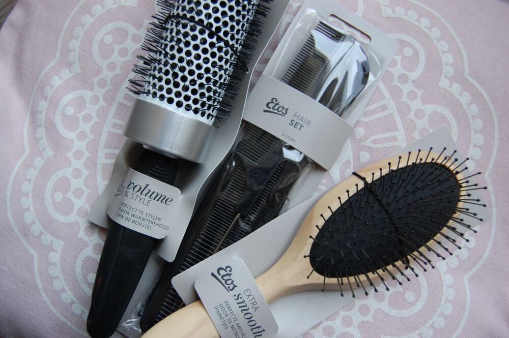 Etos haarborstels