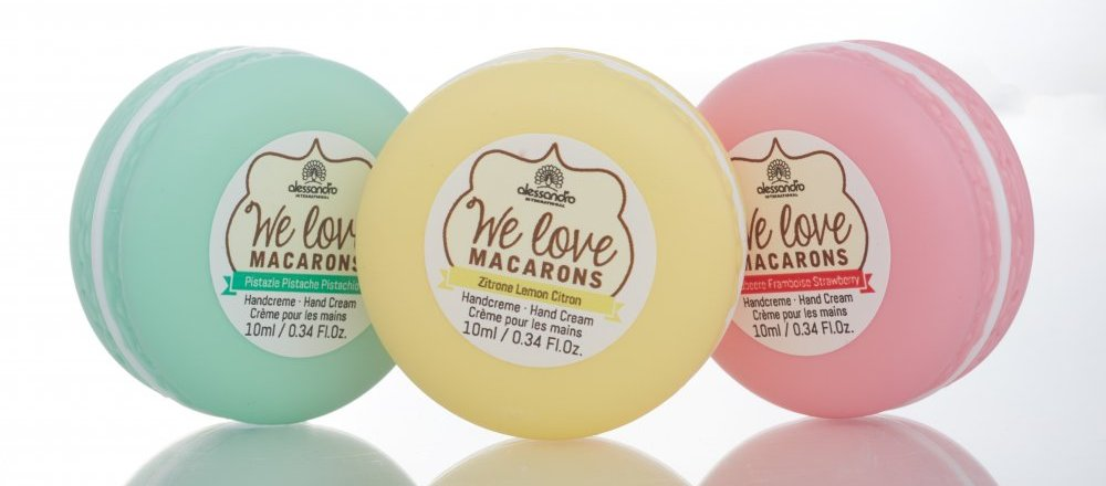 We Love Macarons Collectie