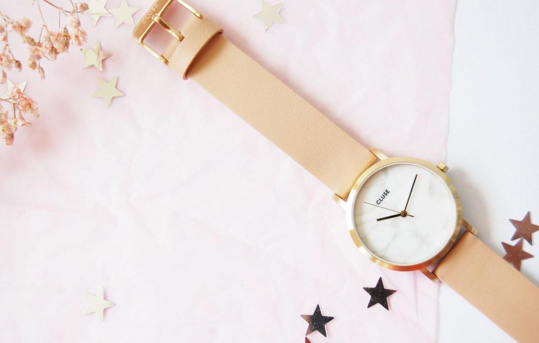 Mijn nieuwste Cluse horloge