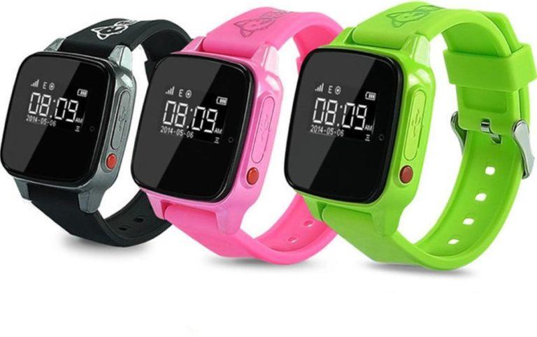 Een smartwatch voor kinderen?