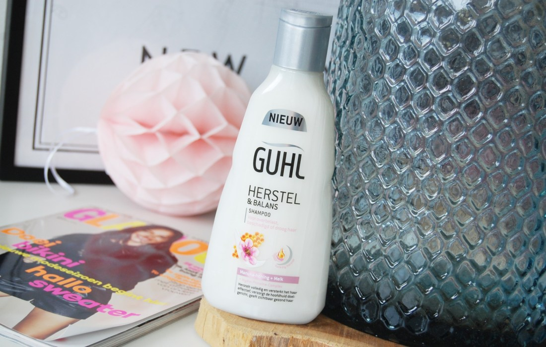 Hair tip: Guhl Herstel en Balans