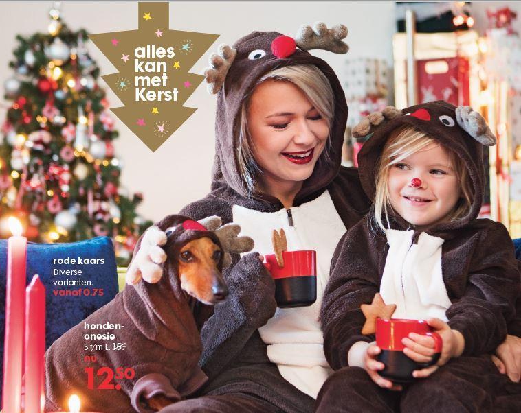 Een gratis kerstpakje voor je hondje bij de HEMA huisdierenverzekering