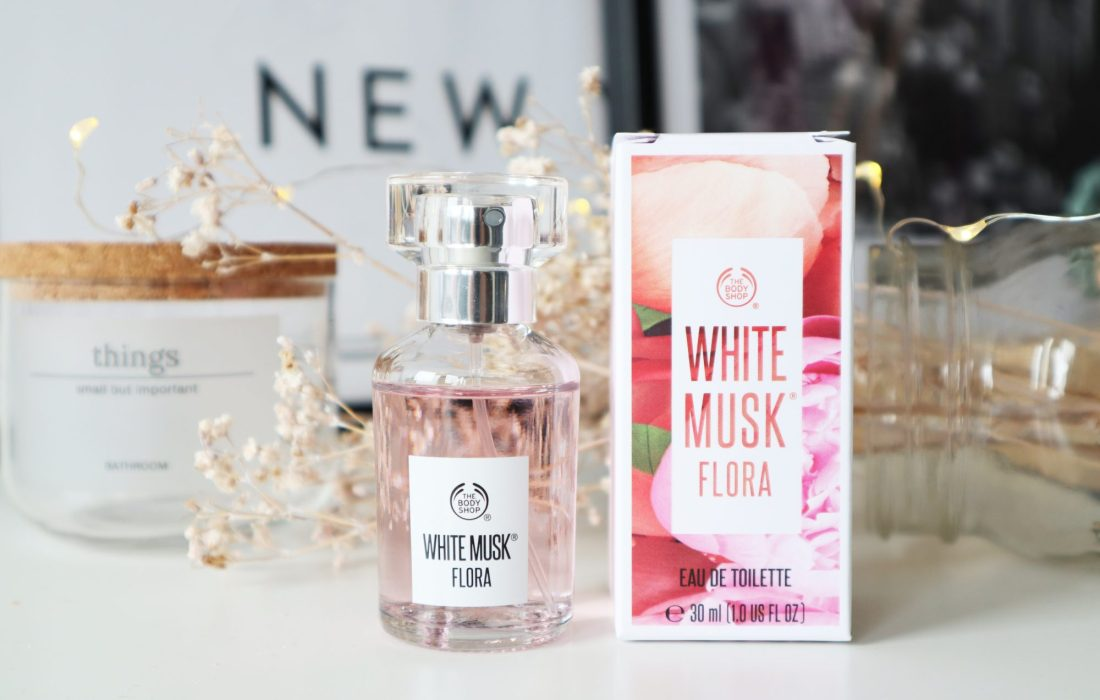 The Body Shop White Musk Flora EdT