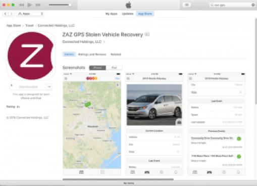 iTunes The App Store - ZAZ APP