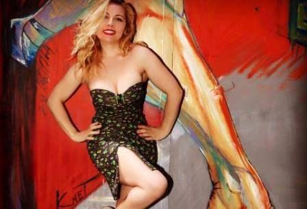 LISA FUSCO TRA LE REGINE DEL GAY PRIDE 2015 A NAPOLI