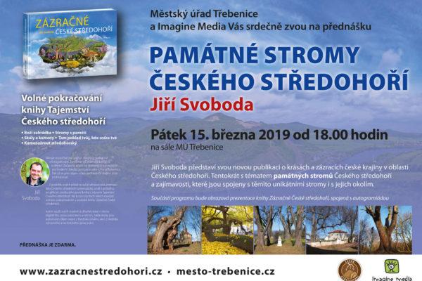 Zázračné České středohoří Památné stromy Třebenice