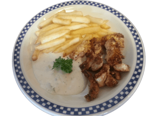 Kids Chicken Dish
