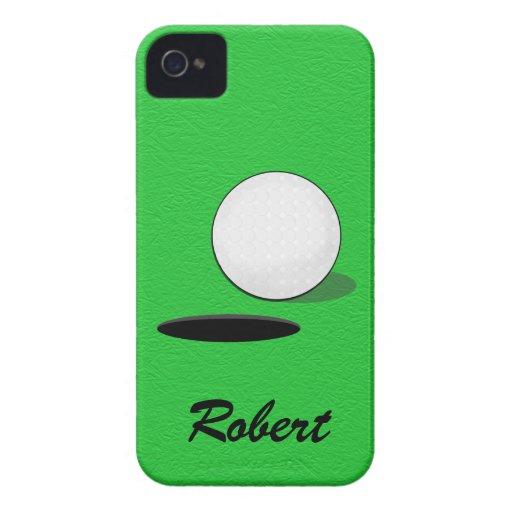 Golf iPhone 4 Case Zazzle