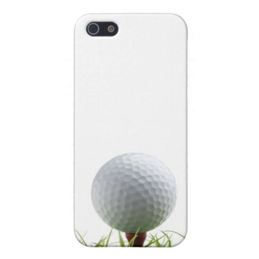 Golf iPhone case Zazzle