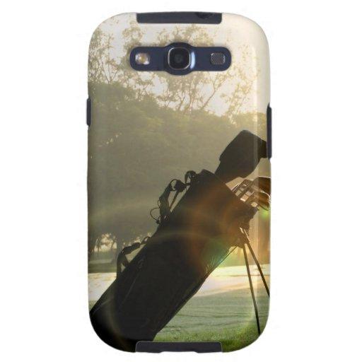 Golf Phone Case Galaxy SIII Case Zazzle