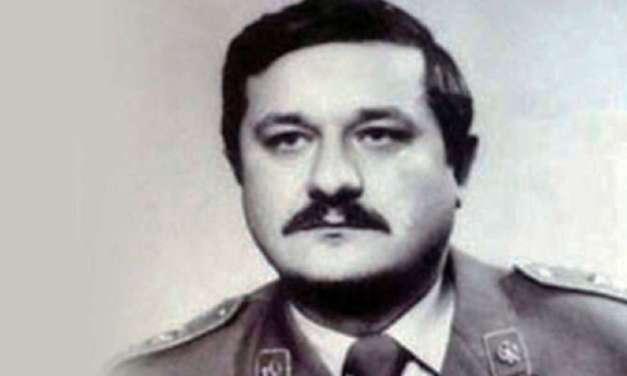 Мајор Милан Тепић (1957-1991)