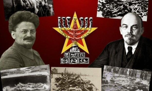 Бољшевизам као друга страна јеврејске медаље
