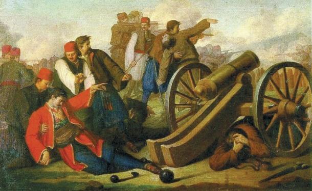 Дани славе и победа европских хришћана над азијатима