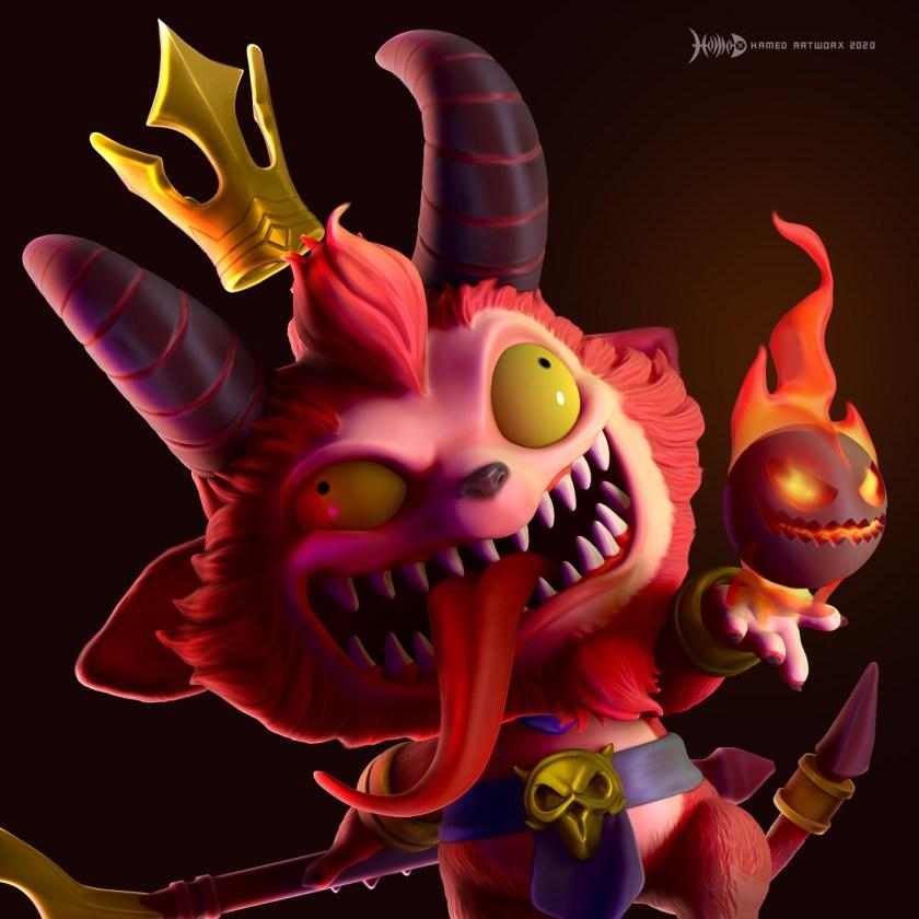 DevilTeemo_FinalRender 02