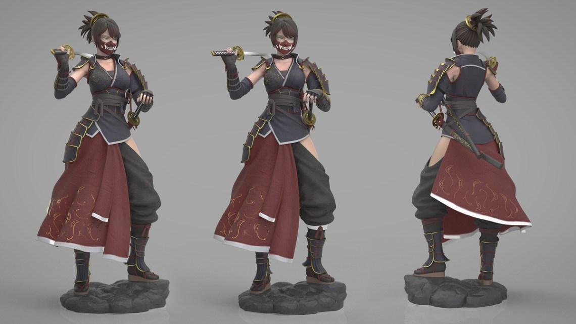 SamuraiGirl_Full_colour