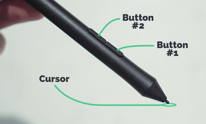 Intuos Express Keys for ZBrushCore | ZBrush Guides