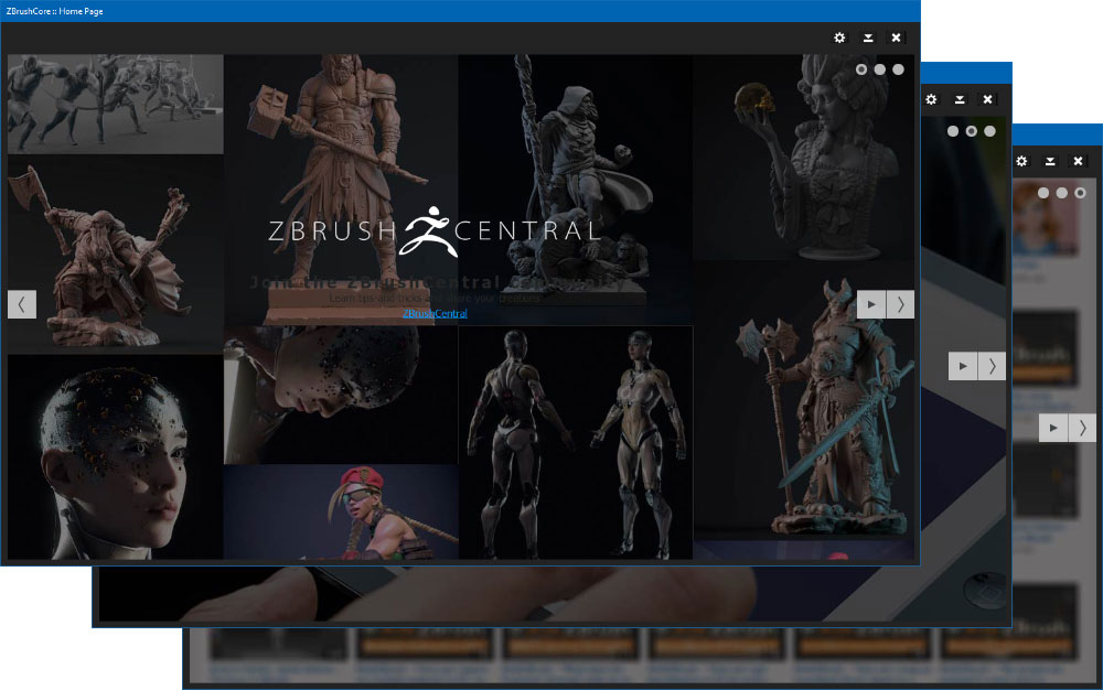 ZBrushCore is OUT! | ZBrush Guides