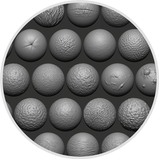 ZBrush brushes | ZBrush Guides