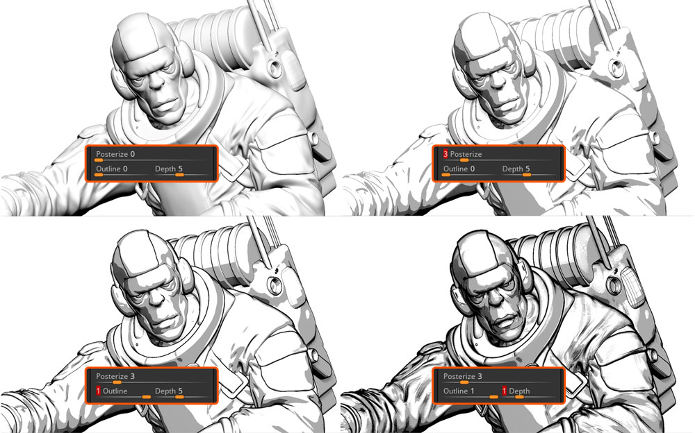 ZBrush 2019 Creative boost! | ZBrush Guides