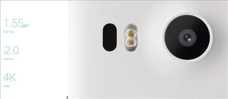 新Nexus5Xのカメラ性能