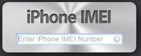 iPhoneのIMEI番号から保証期間を確認する方法