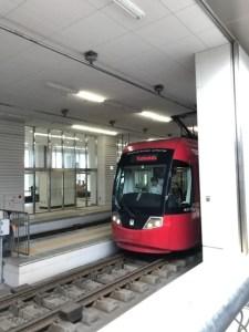 高岡の路面電車