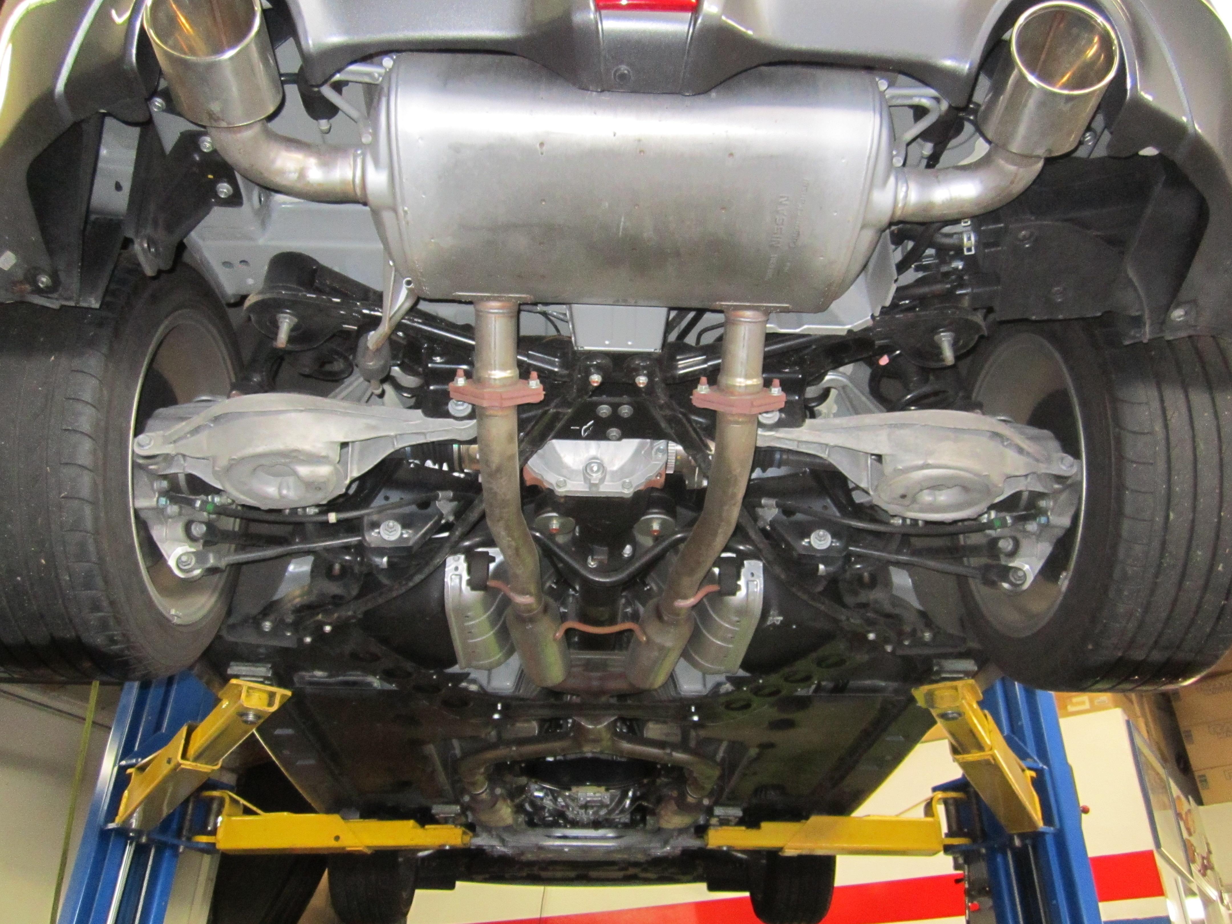 z car blog 370z