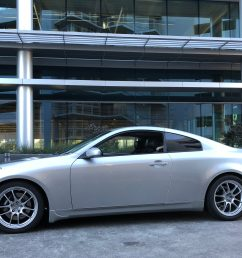 i bought this g35 bone stock from the original owner in 2012 with 99k miles on it it has been serviced and modified exclusively at z car garage since then  [ 4011 x 2640 Pixel ]