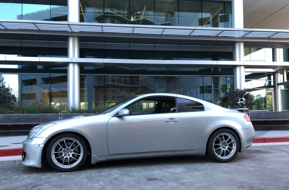 medium resolution of i bought this g35 bone stock from the original owner in 2012 with 99k miles on it it has been serviced and modified exclusively at z car garage since then