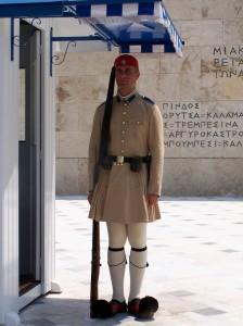Řecko: Athény