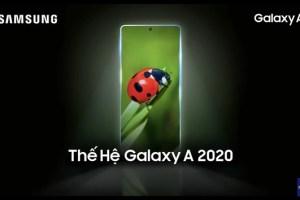 挖孔屏下放中端:三星官宣 Galaxy A 系列发布会,12月12日召开
