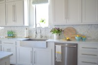 A Kitchen Backsplash Transformation + A Design Decision ...
