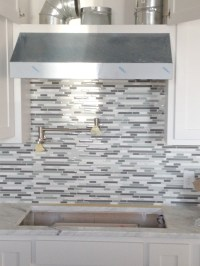A Kitchen Backsplash Transformation + A Design Decision