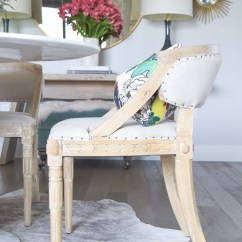 Oak And White Dining Chairs Wedding Chair Cover Hire Oswestry Tips For Finding The Right My Favorite Carved Wooden Round Gold Mirror Gray Cowhide Rug Tulip Table 1