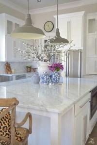 Carrara Marble Kitchen Counters | Zef Jam