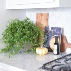 Kitchen Countertop Decor Redo Countertops 9 Simple Tips For Styling Your Counters Zdesign At Home The How To Style Counter