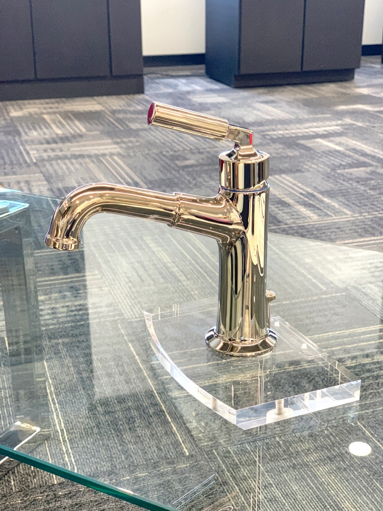 delta faucet design blogger event recap