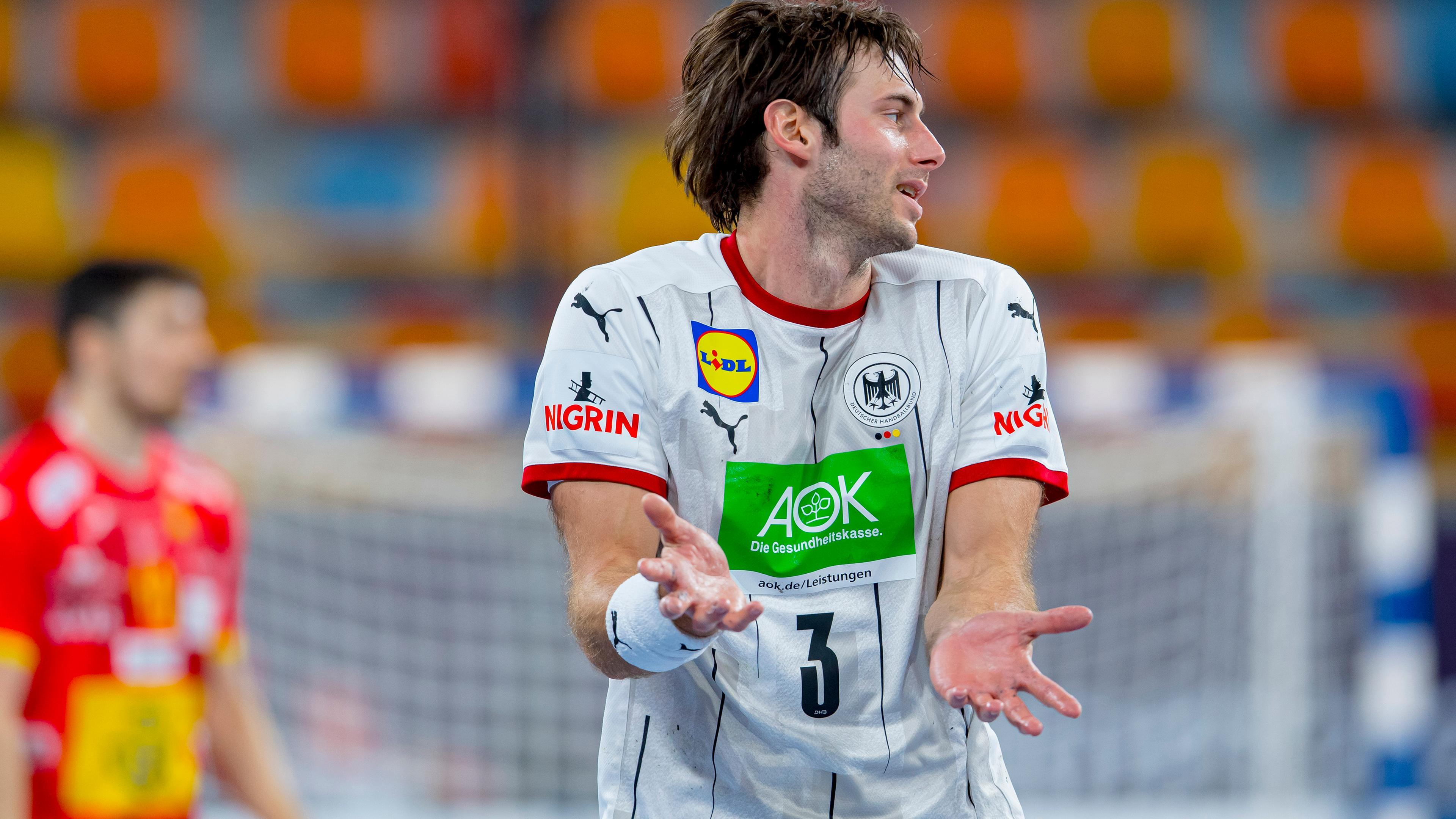 deutschland raus bei der handball wm