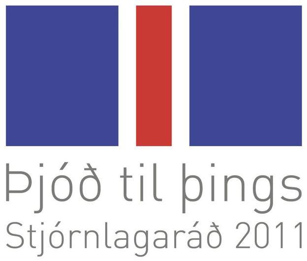 Island überarbeitet seine Verfassung im Internet (Screenshot: ZDNet).